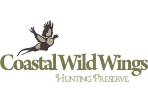 Coastal Wild Wings Logo