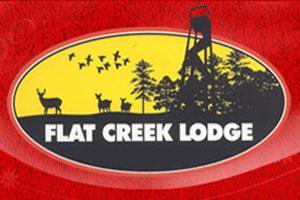 Flat Creek Lodge Logo