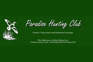 Paradise Hunting Club Logo