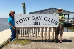Port Bay Club Logo