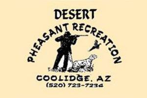 Desert Pheasant Recreation Logo
