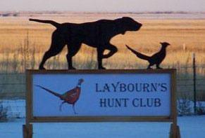 Laybourns Hunt Club Logo