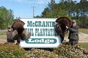 McCranie Quail Plantation Logo