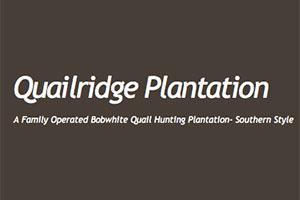 Quailridge Plantation Logo