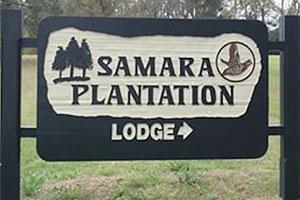Samara Plantation Logo