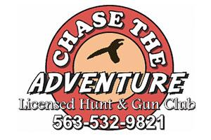 Chase the Adventure Logo