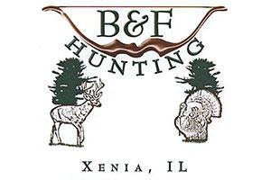 B&F Hunting Preserve Logo