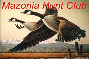 Mazonia Hunt Club Logo