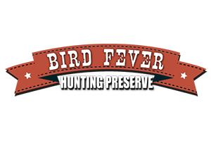 Bird Fever Hunting Preserve Logo