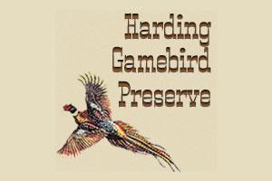 Harding Gamebird Farm Logo
