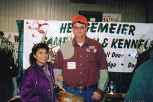 Heggemeier Kennels & Game Farm Logo