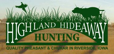 Highland Hideaway Hunting Logo