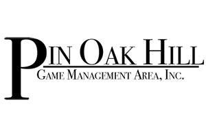 Pin Oak Hill Game Mgt. Area Inc. Logo