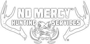 No Mercy Hunting Services Logo
