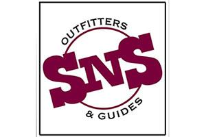SNS Outfitters & Guides Service Logo