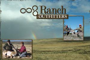 88 Ranch Outfitters Logo