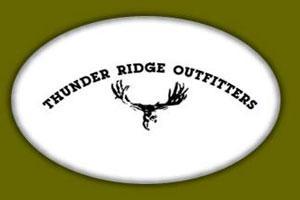 Thunder Ridge Outfitters Logo