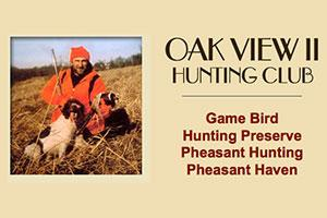 Oakview II Hunt Club Logo