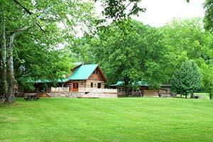 Tumbling Creek Lodge Logo