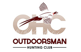 Outdoorsman Hunting Club Logo