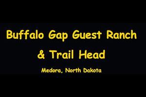 Buffalo Gap Guest Ranch Logo