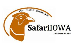 Safari Iowa Hunting Farms Logo