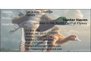 Hunter Haven Logo