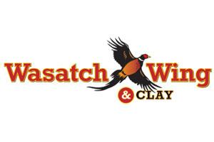 Wasatch Wing & Clay Logo