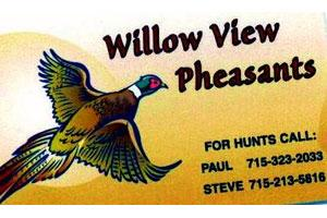 Willow View Pheasants