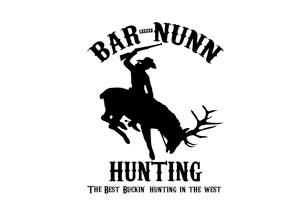 Bar-Nunn Hunting Logo
