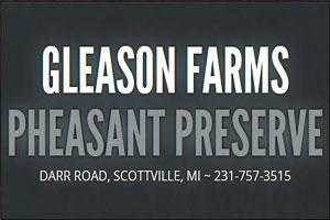 Gleason Farms  Logo