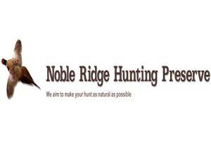Noble Ridge Hunting Preserve Logo