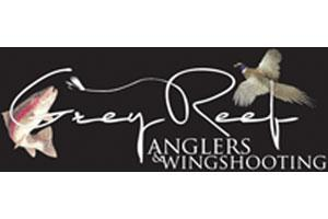 Grey Reef Anglers & Wingshooting Logo