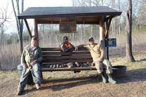 Dixie Quail Hunting Preserve