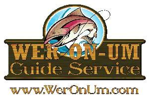 Wer-On-Um Guide Service Logo