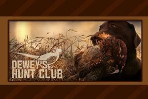 Dewey's Hunt Club Logo