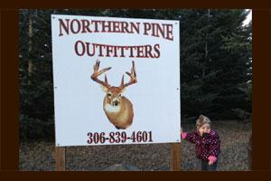 Northern Pine Outfitters Logo