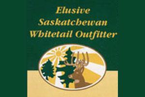 Elusive Saskatchewan Whitetail Outfitter Logo