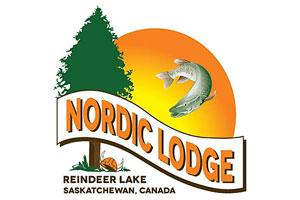 Nordic Lodge on Reindeer Lake Logo