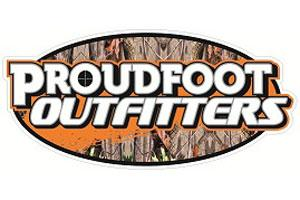 Proudfoot Outfitters Logo
