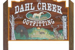 Dahl Creek Outfitters Logo