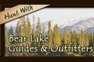 Bear Lake Guides & Outfitters Logo