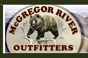 McGregor River Outfitters Logo