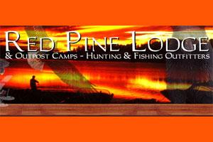 Red Pine Lodge Logo
