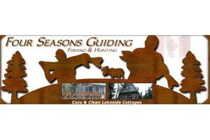 Four Seasons Guiding Logo