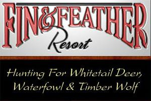 Fin & Feather Resort Logo