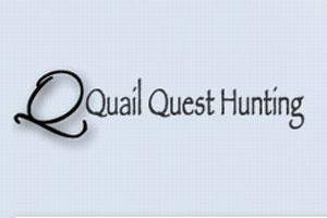 Quail Quest Hunting Logo