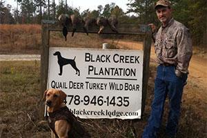 Black Creek Plantation Logo