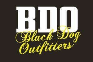 Black Dog Outfitters Logo