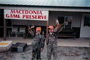 Macedonia Game Preserve